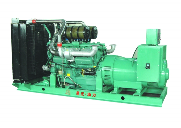 Ricardo diesel generating set