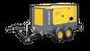 移动拖车柴油发电机组