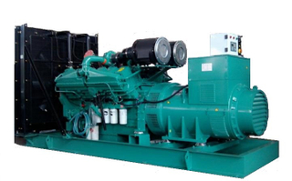 康明斯柴油发电机组