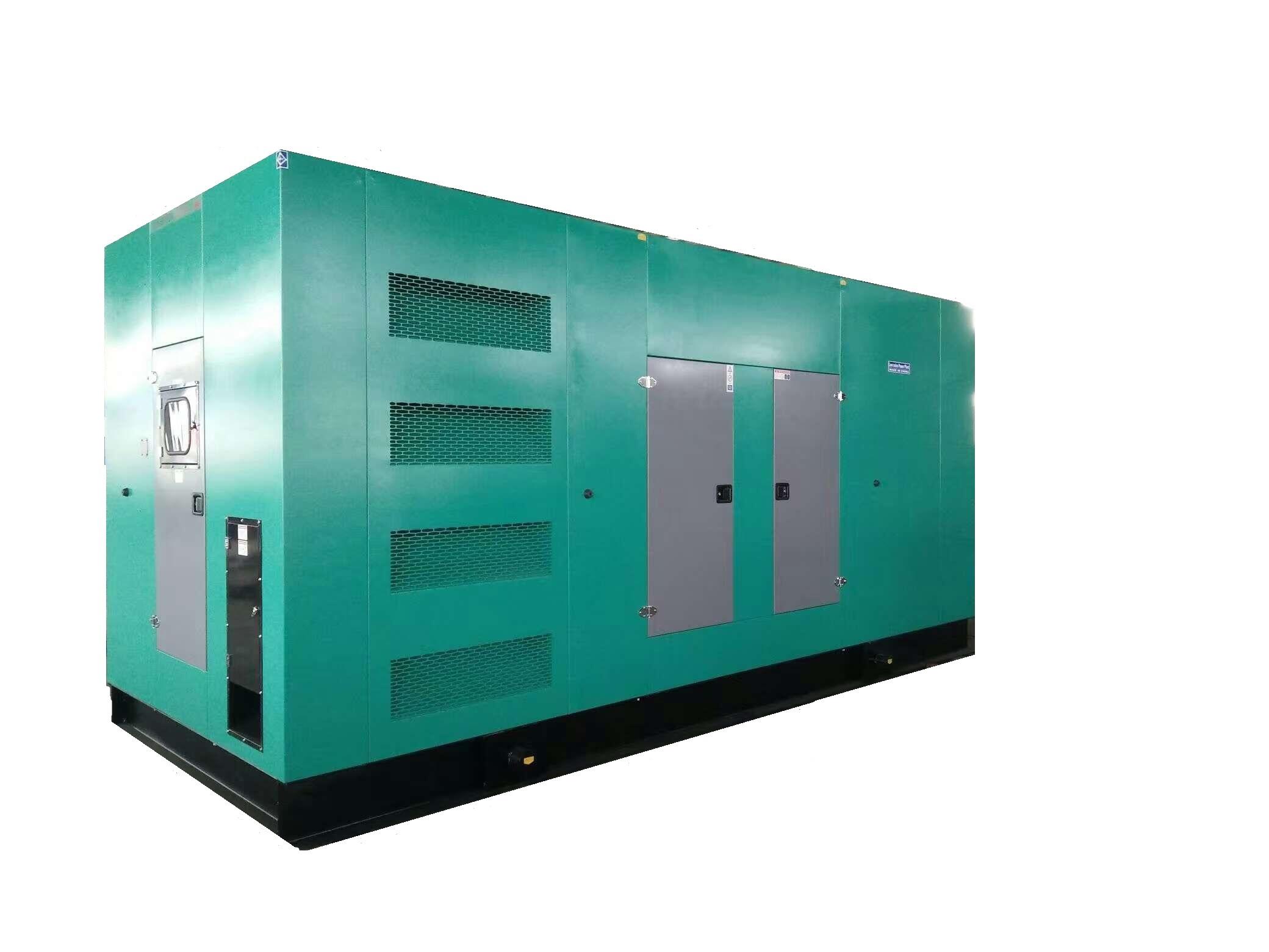 低噪音柴油发电机组