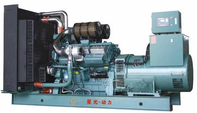 通柴柴油发电机组